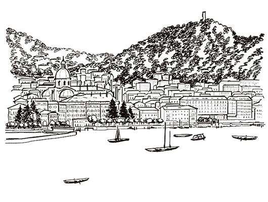 Illustrazione Como